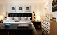 The Apartment at the Connaught, the Connaught Hotel | David Collins Studio