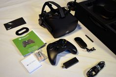 Three years after the Kickstarter funded Oculus Rift Developer Kit shipped, the consumer edition Rift is here and it's an appealingly packaged Virtual Reality, Kit, News