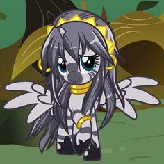 Ponyifed Princess Zecora