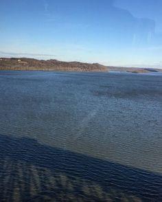 Crossing the Susquehanna. #springbreak #lent