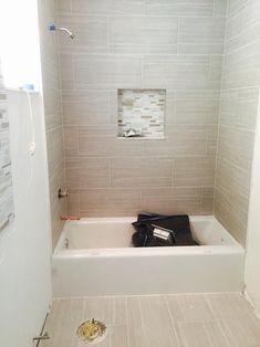 12 x 24 tile shower - Google Search | Bath | Bathroom ...
