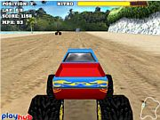 Cool racing games, and play free online, and no advertisements Pbs Kids Games, Games For Girls, Monster Truck Racing, Monster Trucks, You Monster, Truck Drivers, Wells, Don't Forget, Beach Mat