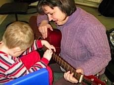 Why one family loves music therapy