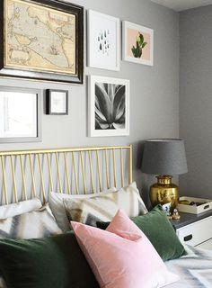 Emerald green and gray bedroom interior decorating green grey bedroom ideas inspirational fashion for the home . emerald green and gray bedroom Green Bedroom Design, Bedroom Green, Bedroom Decor, Bedroom Ideas, Emerald Bedroom, Sage Bedroom, Bedroom Furniture, Grey And Gold Bedroom, Shabby Bedroom