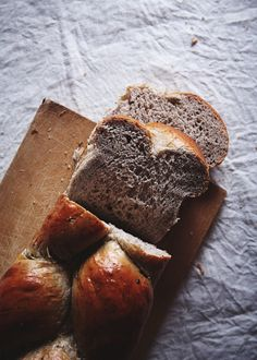 Black Sesame Bread » The Tart Tart