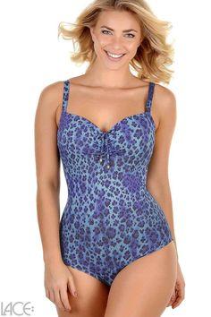 primadonna swim - wild side badeanzug mit bügel (d-g cup)   lace, Hause ideen