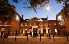 Front of Hotel - Sir Christopher Wren Hotel and Spa wedding venue in Windsor, Berkshire. Situated on the banks of the Thames in central Windsor. See all Berkshire venues here http://weddingvenues.com/search.php?county=Berkshire