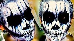 Corpse Paint; Halloween Makeup Tutorial