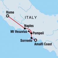 Rome to Amalfi Intrepid