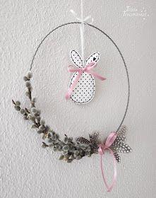 Diy Crafts Videos, Diy Crafts For Kids, Ester Decoration, Easter Presents, Dollar Tree Crafts, Easter Holidays, Easter Wreaths, Easter Crafts, Flower Decorations