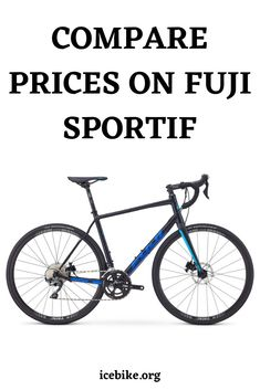 If you are looking for a capable bike that offers both performance and comfort, then the Fuji Sportif should be your pick. This bike has an aluminum butted frame. Overall, it weighs about 10 kilos. The Sporif is a moderately priced road bike. #bikes #roadbikes #mountainbikes #hybridbikes #electricbikes #comportbikes Road Bikes, Fuji, Mountain Biking, Frame, Athlete, Picture Frame, Frames