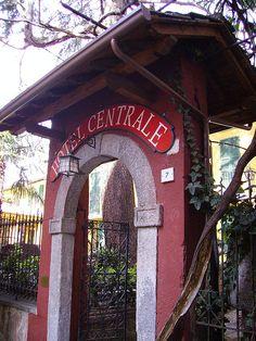 Hotel Centrale, Bellagio, Lake Como, Italy