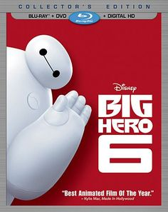 Big Hero 6 is coming to DVD, Blu-Ray and Disney Movies Anywhere. Among the Big Hero 6 bonus features is a look at all those Frozen Easter. Hero 6 Movie, Movie Tv, Movie Club, Kid Movies, Family Movies, Watch Movies, Baymax, Big Hero 6 2, Big Hero 6