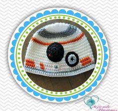 #StarWars #Bb8 #hat #Crochet