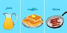 To sleeepovers and Hot breakfast on Saturdays