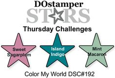 DOstamperStars Thursday Challenge #192: Thoughtful Branches Bundle