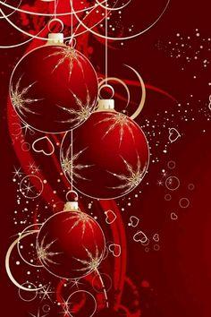 Christmas fractals