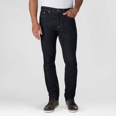 Denizen from Levi's Slim Straight Fit Jeans Old West 232, Size: 38x30, Variation Parent