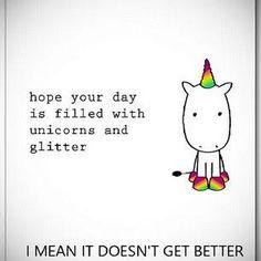 Itz Uuicorn kind of Day.✨