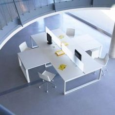 Modular Home Office Furniture Work Stations 65 Ideas Modular Home Office Furniture, Office Furniture Design, Office Interior Design, Office Interiors, Gold Furniture, Office Screens, Office Partitions, Work Station Desk, Work Stations