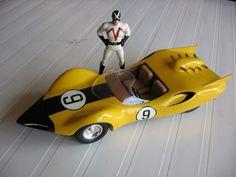 Speed Racer X Car Cartoon