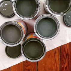 Go For The Bold: Choosing dark paint and trim to match | Scotch and Nonsense