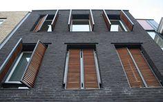 Grachtenpand - Architectenbureau Jules Zwijsen BNA - Bouwboek