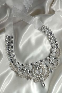 another wedding necklace idea