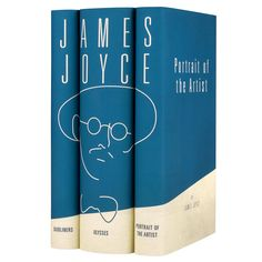 James Joyce Set Dubliners Ulysses A Portrait of the Artist as a Young Man