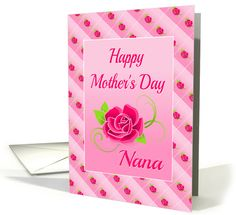 Mother's Day Rose For Daughter-Custom Relationship Specific card. Personalize any greeting card for no additional cost! Cards are shipped the Next Business Day. Product ID: 1376752 Happy Mothers Day Daughter, Thank You Customers, Mothersday Cards, Mother Card, Nana Gifts, Online Greeting Cards, Small Rose, Holiday Cards, Birthdays