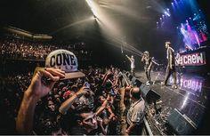 Cone Crew, Familia Corleone, Concert, Concerts