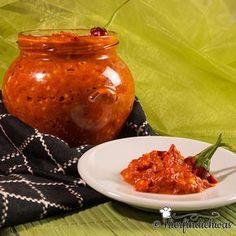 Chili einkochen einmachen