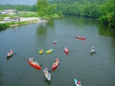 Twin River Outfitters | James River in Botetourt County