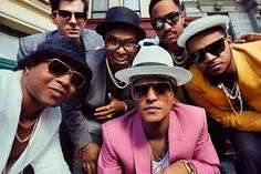 Imagem: Bruno Mars é acusado de plágio por Uptown Funk