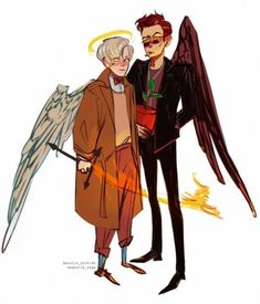 63 Best good omens images in 2016 | Neil Gaiman, Terry pratchett