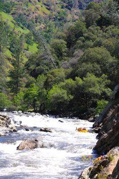 Tuolumne River May 2014 | Clavey Falls