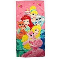 Disney Princess Palace Beach towel