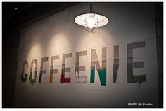 [seoul] You are not Alone in COFFEENIE @ 凱倫的拿鐵人蔘 :: 痞客邦 PIXNET ::