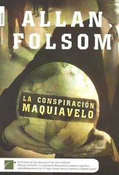 CONSPIRACION MAQUIAVELO,LA  ALLAN FOLSOM  SIGMARLIBROS