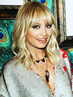 Nicole Richie   #Fashion, #Macy's, #roadkillgirl