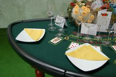 How to throw a Casino Themed Party