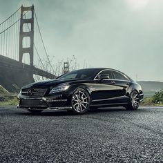 Mercedes-Benz CLS 63 AMG tuned by Vorsteiner (by: vorsteiner )