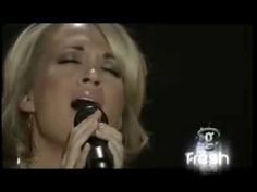 Carrie Underwood - How Great Thou Ar