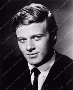 photo young Robert Redford portrait 3212-10