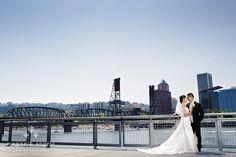 Portland Art Museum Wedding Photos // Corissa & Yi! so happy for you two!