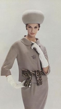 vogue 1960, this style was very popular in this time period (Savannah D)