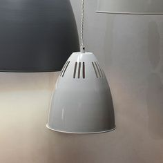 Chalk Small Cavendish Pendant Light - from eggcup & blanket UK Industrial Chic Kitchen, Lit Wallpaper, Modern Lighting, Ceiling Lights, Blanket, Pendant, Interior, Room, Home Decor