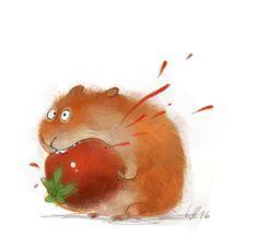 Wiebke Rauers Illustration : Photo