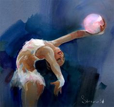 Mamun by Strekosa Design #rhythmicgymnastics #ginnasticaritmica