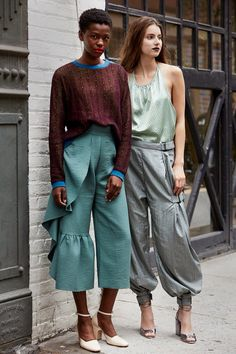 Rachel Comey - Spring 2017 Ready-to-Wear